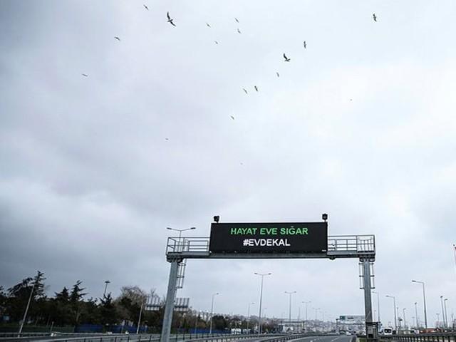 Trafik Tabelalarında Artık Yeni Bir İşaret Var