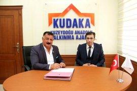 KUDAKA'dan Bölge Turizmine Yatırım Desteği