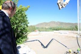Gökçedere'de 12 Derslikli İlkokulun Yapımına Başlandı