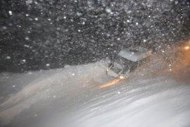 Bayburt'ta Şiddetli Rüzgarlı Ve Fırtına