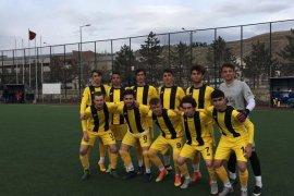 Bayburt U-19 Futbol Ligi Müsabakaları Hafta Sonunda Başladı.
