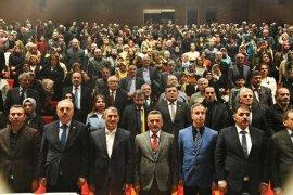 Samsun'da Düzenlenen Bayburt Gecesi Yoğun İlgi Gördü