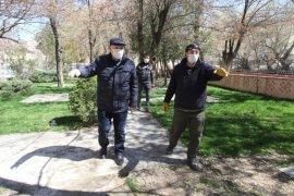 Şehit Nusret Parkı Yeniden Düzenleniyor