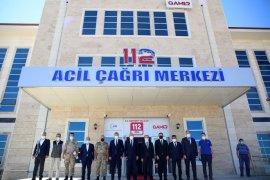 Bayburt'ta Acil Çağrı Hizmetlerinde Koordinasyon Ele Alındı