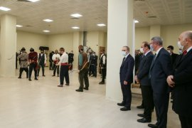 Bayburt Üniversitesinden Kurtuluş Günü Etkinlikleri