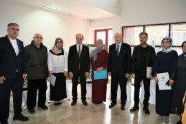 Bayburt Üniversitesi, Geleneksel Sanatlar Karma Sergisi Düzenlendi