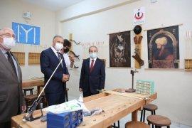 Bayburt'ta Z Kütüphane ve Okçuluk Atölyesi Açıldı