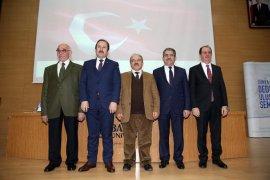 """Bayburt Üniversitesi'nde """"Kimlik, Kültür Ve Medeniyet"""" Konulu Panel Düzenlendi"""