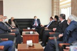 Gazi Üniversitesi Rektörü'nden Bayburt Üniversitesine Ziyaret