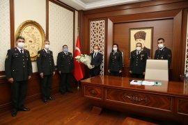 Jandarma Teşkilatı 181. Kuruluş Yıl Dönümü Kutlandı
