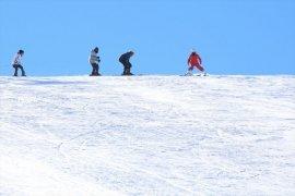 Kop Dağı'nda Tatil Yoğunluğu