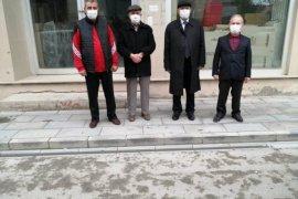 Cadde ve Sokaklar 65 Yaş Üstü Vatandaşlara Kaldı