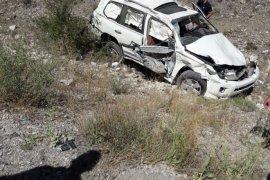 Bayburt'ta Trafik Kazası: 1 Ölü, 6 Yaralı