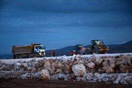 Bayburt-Gümüşhane Havalimanı İnşaatı Sürüyor
