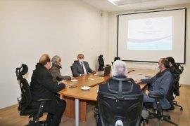 Ayhan Tuğlu'dan Bayburt Üniversitesine Ziyaret