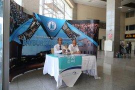Bayburt Üniversitesinde Öğrenci Kayıtları Başladı