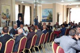 Bayburt'ta muhtarlar günü etkinlikleri