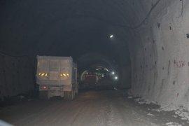 Vauk Tüneli 1-2 Yıl İçerisinde Tamamlanacak