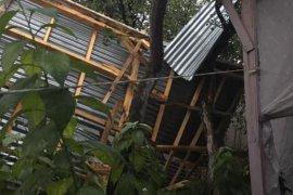 Bayburt Ve Erzincan'da Fırtına Etkili Oldu