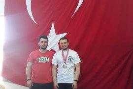 Bayburt Üniversitesi Gençlik ve Spor Kulübünden Büyük Bir Başarı Daha