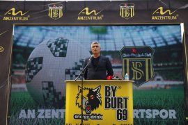 Türkiye'nin İlk Helal Sertifikalı Enerji İçeceği Bayburtspor'a Sponsor Oldu
