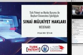 Türk Patent Birimi Artık Bayburt Üniversitesinde