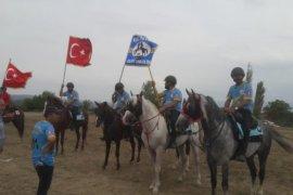 Atlı Cirit Türkiye Finali Sındırgı'da Başladı