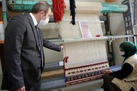 Vali Epcim, Aydıntepe'de Çeşitli Ziyaretler Gerçekleştirdi