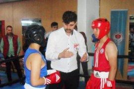 Bayburt Belediyesi Boks Takımı Türkiye Şampiyonası'na Hazırlanıyor
