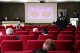 Kadına Karşı Şiddetle Mücadele Toplantısı Düzenlendi