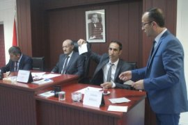 Nisan Ayı İl Genel Meclis Toplantısı