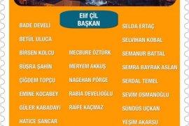 AK Parti Bayburt Kadın Kolları Başkanlığına Çil Seçildi