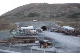 Vauk Tüneli 1-2 yıl içerisinde tamamlanacak