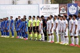 Ziraat Türkiye Kupası'nda Bayburtspor Mağlup Oldu