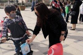Kadın Kolları Başkanı Çil'den ''15'İ Geleneği'' Mesajı
