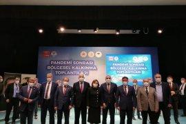 Pandemi Sonrası Bölgesel Kalkınma Toplantısı Yapıldı