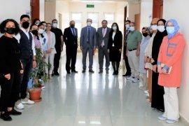 İİBF, Sağlık Bilimleri ve Eğitim Fakültesi Dekanlıklarında Bayrak Değişimi