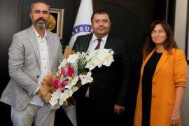 Bayburt Üniversitesi Rektör Yardımcılığına Ali Savaş Bülbül Atandı