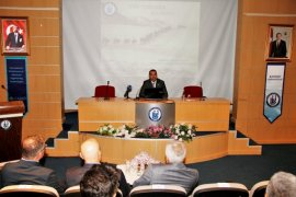 3. ICADET Sempozyumu Açış Töreniyle Başladı