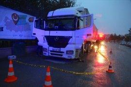 Bayburt'ta tır Şoförü Aracında Ölü Bulundu