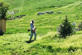 Bayburt Belediyesinin Mezarlık Hizmetleri