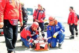 Ulusal Medikal Kurtarma Ekiplerinin (UMKE) Deprem Tatbikatı Başarıyla Gerçekleştirildi.