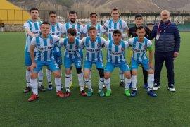 Bayburt U-19 Ligi Devam Ediyor