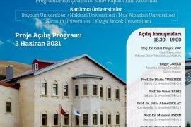 Bayburt Üniversitesinin Ortaklığında Bir Proje Daha Hayata Geçiyor