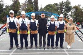 Bayburt Üniversitesi 'GÖKKAFES' Ekibi, Boğaziçi Çelik Köprü Yarışmasında Türkiye İkincisi Oldu