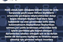 Bayburtpor'da Sular Bir Türlü Durulmuyor