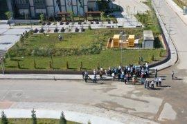 Bayburt Üniversitesinde Bayram Temizliği Seferberliği