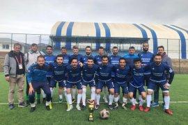 Şampiyon Aydıntepe Belediyespor