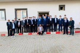 AK Parti Demirözü'nde Şeker'le Devam Etti