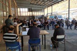 Sanayi Esnafı Ekim Ayında Tapularını Almaya Hazırlanıyor
